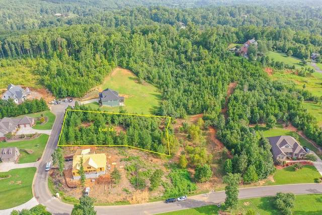 Lot 14 Turkey Run, Flintstone, GA 30725 (MLS #1323802) :: Keller Williams Realty | Barry and Diane Evans - The Evans Group