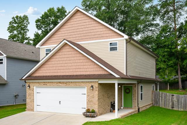 470 Candytuft Ln, Hixson, TN 37343 (MLS #1323804) :: Keller Williams Realty | Barry and Diane Evans - The Evans Group