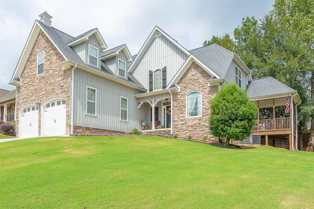 129 Canyon Tr, Ringgold, GA 30736 (MLS #1323807) :: The Mark Hite Team