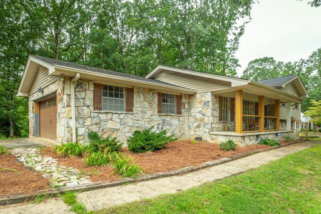 831 Skyline Park Dr, Signal Mountain, TN 37377 (MLS #1323847) :: Keller Williams Realty | Barry and Diane Evans - The Evans Group