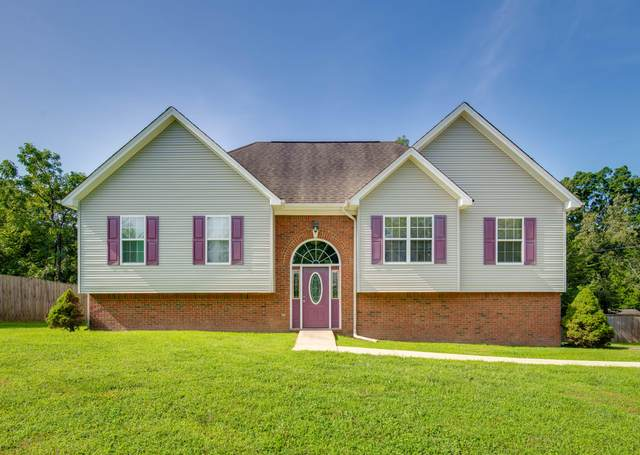 8599 Dallas Oaks Ln, Hixson, TN 37343 (MLS #1323863) :: Keller Williams Realty | Barry and Diane Evans - The Evans Group