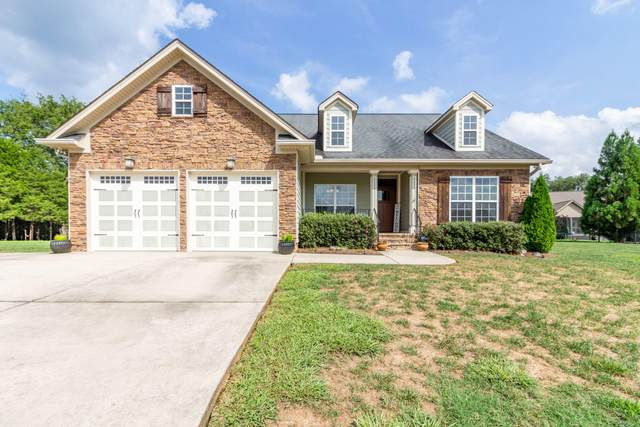8623 Rosada Dr, Ooltewah, TN 37363 (MLS #1323870) :: Denise Murphy with Keller Williams Realty
