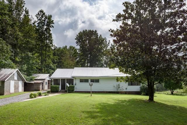 11886 Alabama Highway 117, Valley Head, AL 35989 (MLS #1323876) :: Chattanooga Property Shop