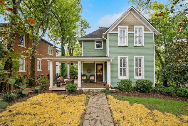 706 Mississippi Ave, Chattanooga, TN 37405 (MLS #1323894) :: Austin Sizemore Team