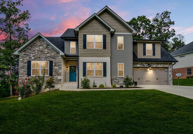 141 NE Lower Woods Tr, Cleveland, TN 37323 (MLS #1323959) :: Austin Sizemore Team