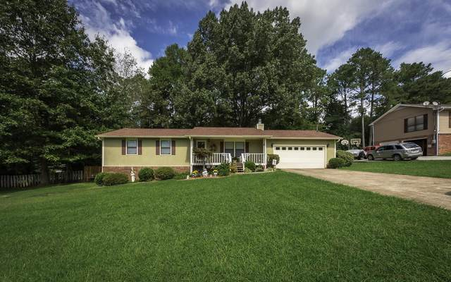 2227 NW Timber Trace Cir, Cleveland, TN 37311 (MLS #1323992) :: The Mark Hite Team
