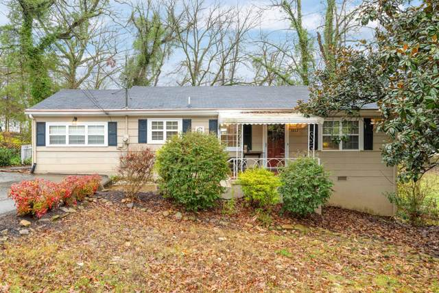 3882 Azalean Dr, Chattanooga, TN 37415 (MLS #1324095) :: Keller Williams Realty | Barry and Diane Evans - The Evans Group
