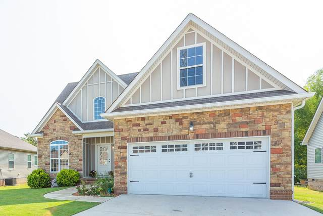 1664 Andover Pl, Chattanooga, TN 37421 (MLS #1324098) :: Keller Williams Realty | Barry and Diane Evans - The Evans Group