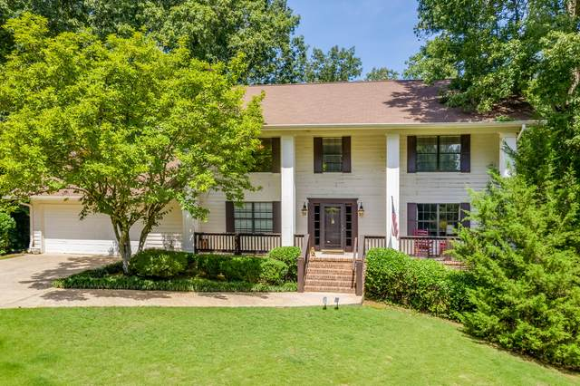 1809 Colonial Shores Dr, Hixson, TN 37343 (MLS #1324127) :: The Mark Hite Team