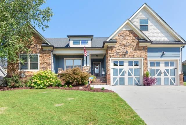 101 Sawtooth Oak Tr, Ringgold, GA 30736 (MLS #1324185) :: Chattanooga Property Shop