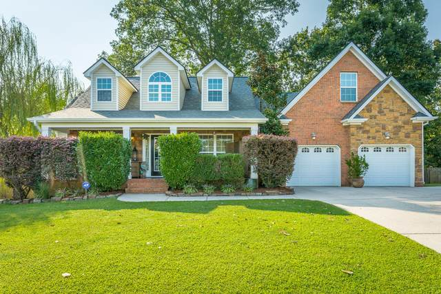 35 Kailors Cove Cir, Ringgold, GA 30736 (MLS #1324214) :: Keller Williams Realty | Barry and Diane Evans - The Evans Group