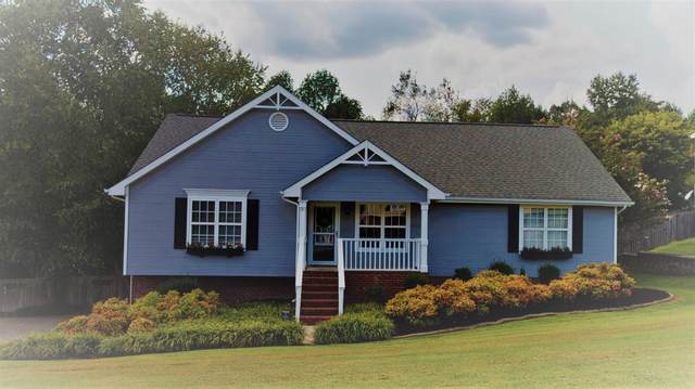 386 Classic Dr, Soddy Daisy, TN 37379 (MLS #1324234) :: The Robinson Team