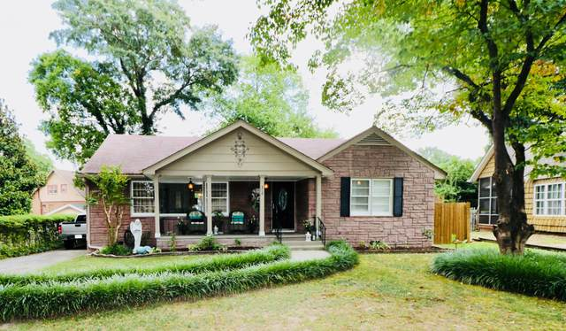 312 Marlboro Ave, Chattanooga, TN 37411 (MLS #1324259) :: Keller Williams Realty | Barry and Diane Evans - The Evans Group