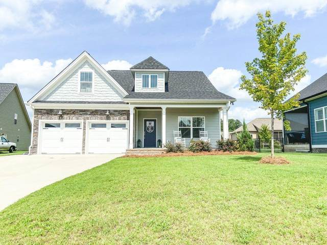 7909 Frostwood Ln, Ooltewah, TN 37363 (MLS #1324319) :: Keller Williams Realty | Barry and Diane Evans - The Evans Group