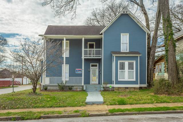 1614 Chamberlain Ave, Chattanooga, TN 37404 (MLS #1324328) :: Keller Williams Realty | Barry and Diane Evans - The Evans Group