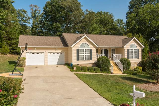 12544 Emerald Creek Cir, Soddy Daisy, TN 37379 (MLS #1324366) :: The Chattanooga's Finest | The Group Real Estate Brokerage