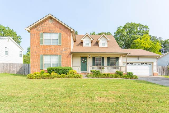 1351 Chase Meadows Cir, Hixson, TN 37343 (MLS #1324405) :: The Weathers Team