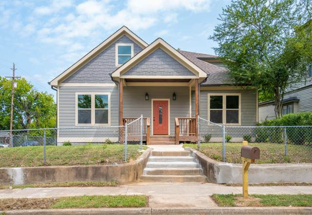 1701 Oak St, Chattanooga, TN 37404 (MLS #1324408) :: Keller Williams Realty | Barry and Diane Evans - The Evans Group