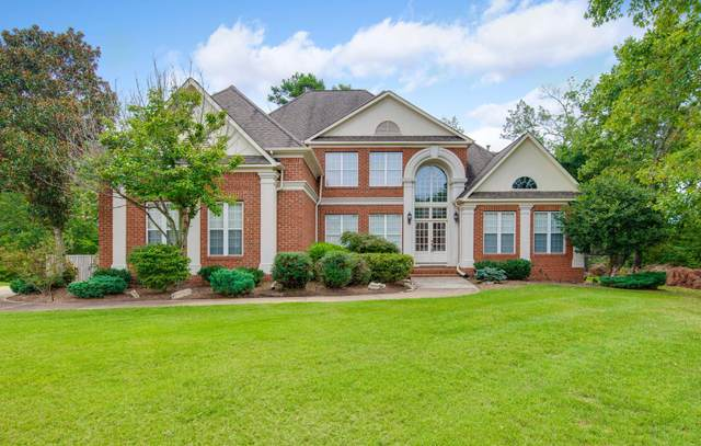8252 Barberry Ct, Chattanooga, TN 37421 (MLS #1324414) :: Keller Williams Realty | Barry and Diane Evans - The Evans Group
