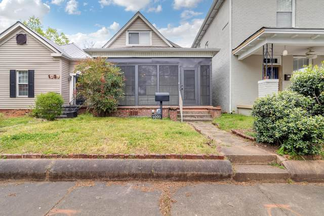1031 E 08th St, Chattanooga, TN 37403 (MLS #1324415) :: The Robinson Team