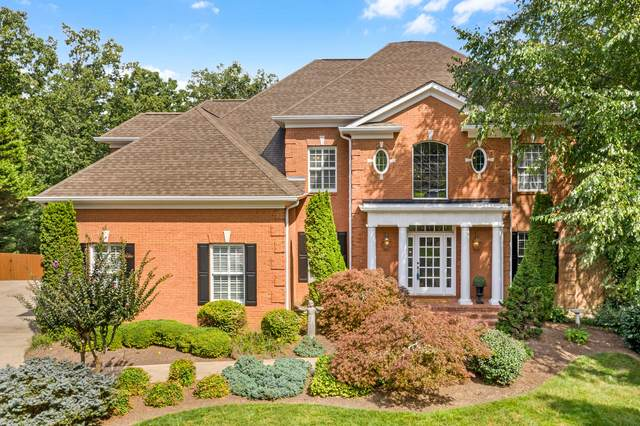 400 Gentlemens Ridge, Signal Mountain, TN 37377 (MLS #1324473) :: 7 Bridges Group