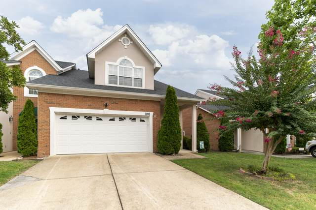 1916 Rosebrook Dr #32, Chattanooga, TN 37421 (MLS #1324483) :: Keller Williams Realty   Barry and Diane Evans - The Evans Group