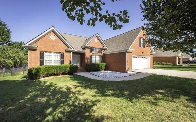 7149 Houser Ridge Ln, Hixson, TN 37343 (MLS #1324493) :: Keller Williams Realty   Barry and Diane Evans - The Evans Group
