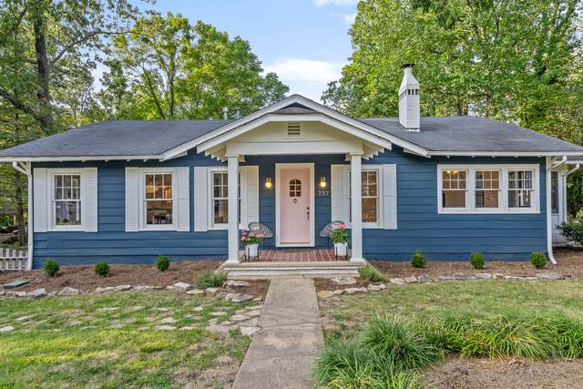 737 James Blvd, Signal Mountain, TN 37377 (MLS #1324499) :: Austin Sizemore Team