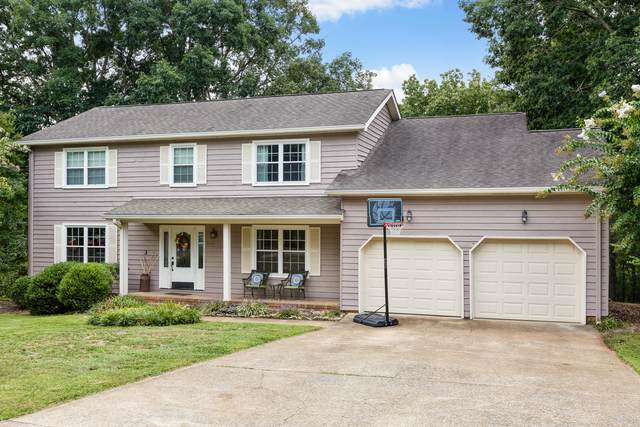 7836 Cove Ridge Dr, Hixson, TN 37343 (MLS #1324508) :: The Chattanooga's Finest | The Group Real Estate Brokerage