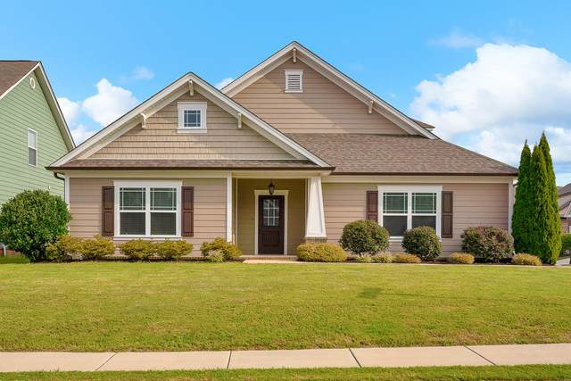 5555 Bungalow Cir. Cir, Hixson, TN 37343 (MLS #1324533) :: Keller Williams Realty | Barry and Diane Evans - The Evans Group