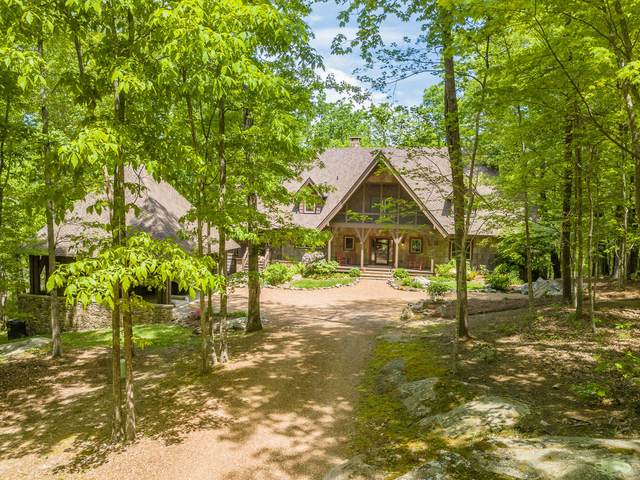 391 Long Branch Road, Lookout Mountain, GA 30750 (MLS #1324537) :: The Chattanooga's Finest | The Group Real Estate Brokerage
