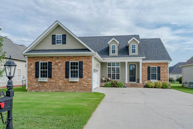 8409 Gracie Mac Ln, Ooltewah, TN 37363 (MLS #1324605) :: Austin Sizemore Team