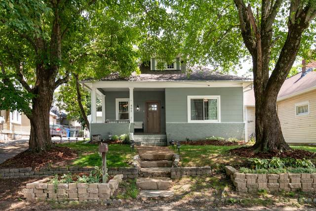 805 Auburn St, Chattanooga, TN 37405 (MLS #1324680) :: Keller Williams Realty | Barry and Diane Evans - The Evans Group