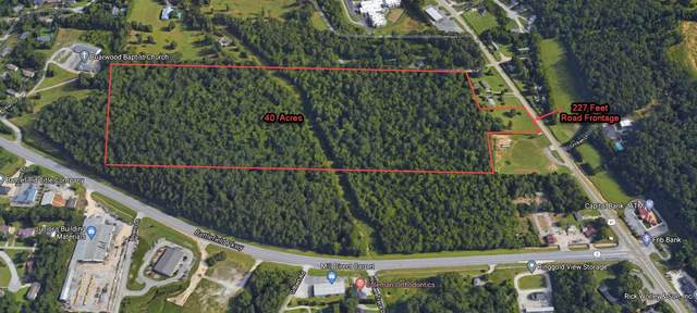 6114 Highway 41, Ringgold, GA 30736 (MLS #1324772) :: The Hollis Group