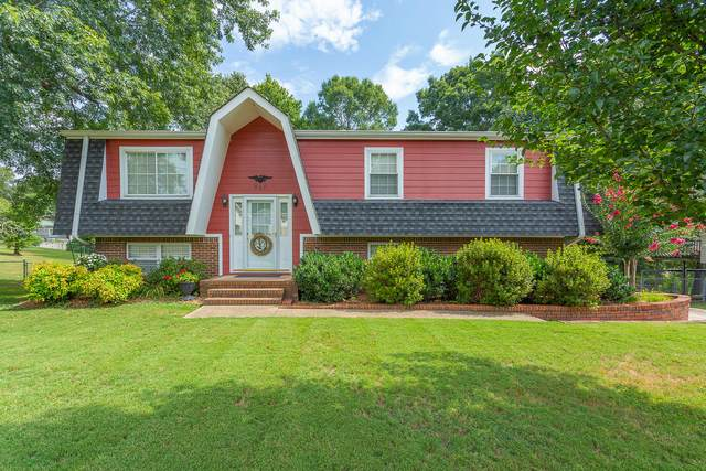 907 Kenny Way, Hixson, TN 37343 (MLS #1324854) :: The Robinson Team