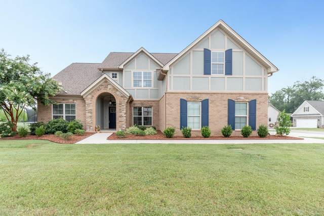 7495 Red Poppy Dr, Ooltewah, TN 37363 (MLS #1324894) :: Keller Williams Realty | Barry and Diane Evans - The Evans Group