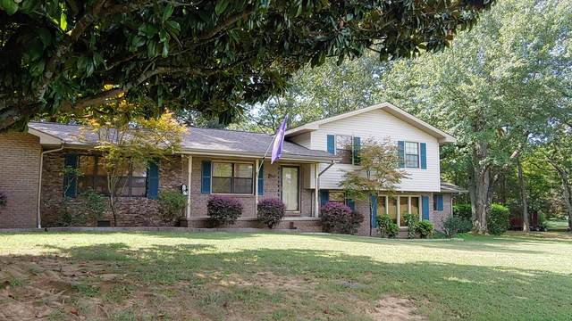 480 Bailey Ln, Whitwell, TN 37397 (MLS #1324915) :: The Weathers Team