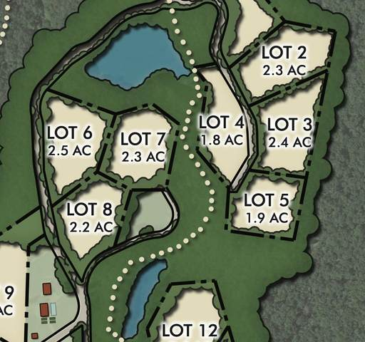 0 Still Creek Rd Lot 3, Rising Fawn, GA 30738 (MLS #1325011) :: The Weathers Team