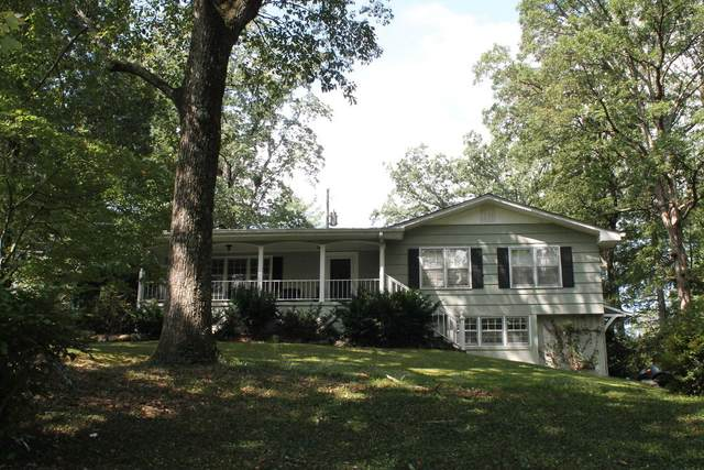 1616 Fairy Dell Tr, Lookout Mountain, GA 30750 (MLS #1325055) :: The Weathers Team
