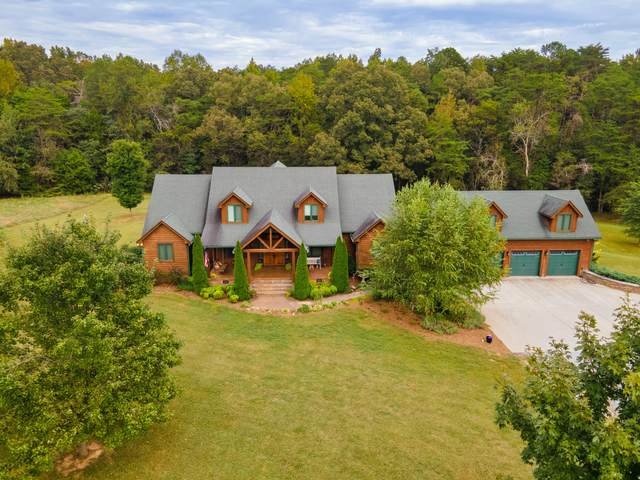 130 Antler Dr, Rising Fawn, GA 30738 (MLS #1325096) :: The Weathers Team