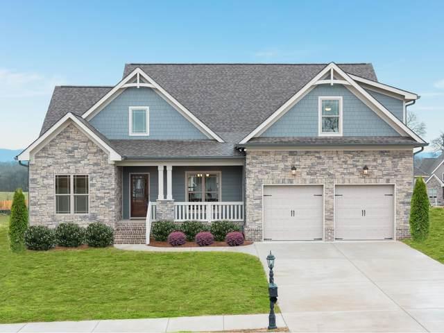 480 Quartz Dr #81, Chickamauga, GA 30707 (MLS #1325119) :: Chattanooga Property Shop