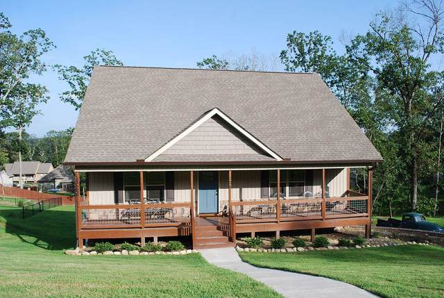 126 SE Timber Top Crossing, Cleveland, TN 37323 (MLS #1325151) :: Chattanooga Property Shop