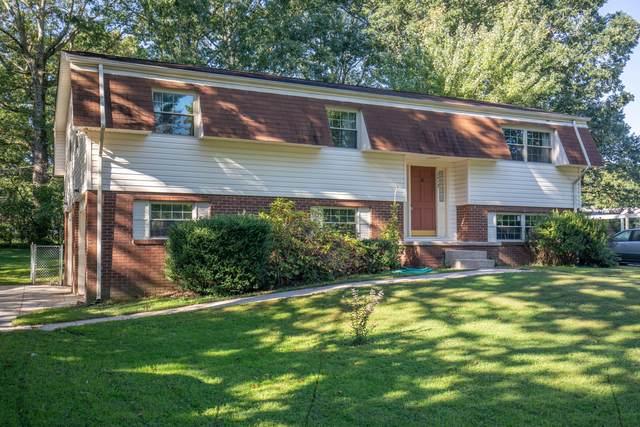 2412 Dowler Cir, Signal Mountain, TN 37377 (MLS #1325157) :: Smith Property Partners