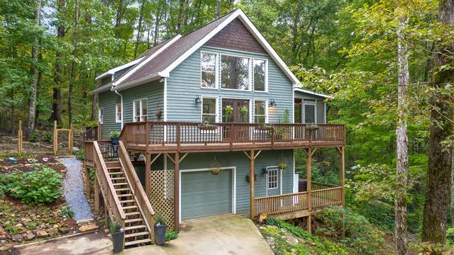 215 Brock Creek Tr, Signal Mountain, TN 37377 (MLS #1325176) :: Keller Williams Realty | Barry and Diane Evans - The Evans Group