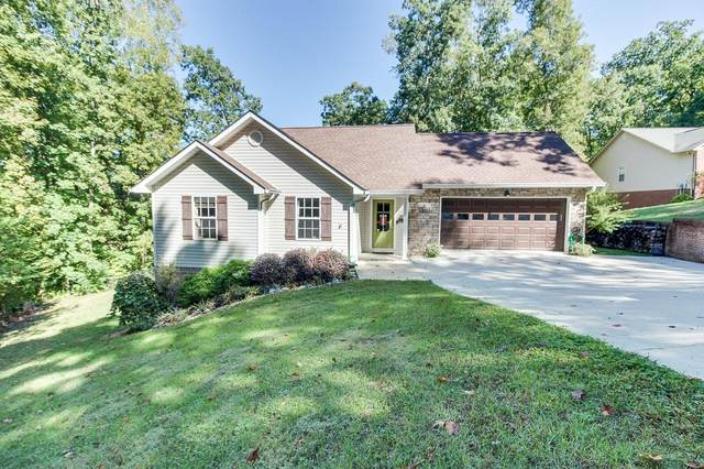 3640 Crown Colony Dr, Cleveland, TN 37312 (MLS #1325227) :: The Robinson Team