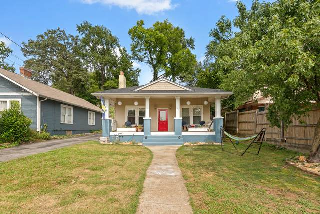 705 Barton Ave, Chattanooga, TN 37405 (MLS #1325280) :: Smith Property Partners
