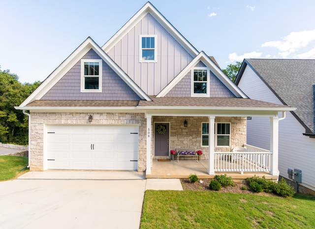 508 Oliver St, Chattanooga, TN 37405 (MLS #1325282) :: The Weathers Team