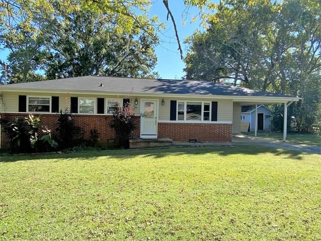 89 Lake Ave, Ringgold, GA 30736 (MLS #1325318) :: Denise Murphy with Keller Williams Realty