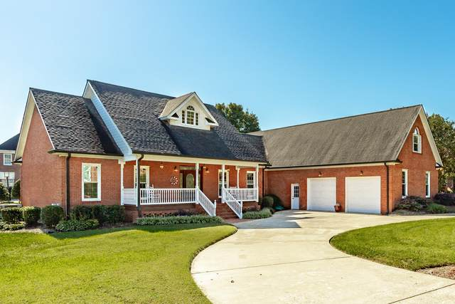 504 Iron Wood Tr, Chattanooga, TN 37421 (MLS #1325360) :: Austin Sizemore Team