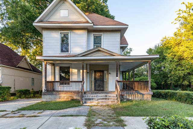 2511 Chamberlain Ave, Chattanooga, TN 37404 (MLS #1325432) :: Austin Sizemore Team